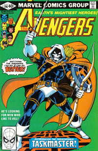Cover Thumbnail for The Avengers (Marvel, 1963 series) #196 [Direct Edition]