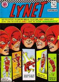 Cover Thumbnail for Lynet (Se-Bladene - Stabenfeldt, 1967 series) #12/1967