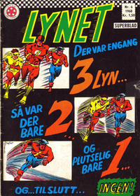 Cover for Lynet (1967 series) #6/1968