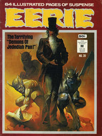 Cover Thumbnail for Eerie (K. G. Murray, 1974 series) #20