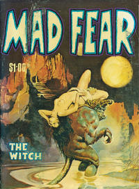 Cover Thumbnail for Mad Fear (Gredown, 1983 series) #[nn]