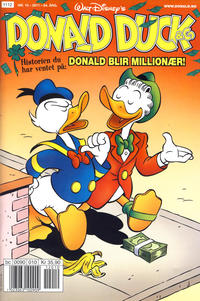Cover Thumbnail for Donald Duck & Co (Egmont Serieforlaget, 1997 series) #10/2011