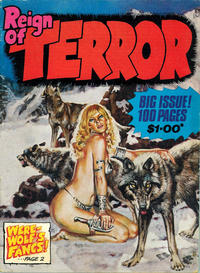Cover Thumbnail for Reign of Terror (Gredown, 1980 ? series) #[nn]