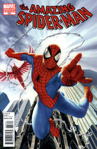 Cover Thumbnail for The Amazing Spider-Man (Marvel, 1999 series) #623 [Joe Jusko Variant Cover]