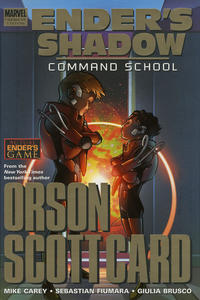 Cover Thumbnail for Ender's Shadow: Command School (Marvel, 2010 series) #[nn]