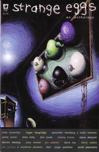 Cover Thumbnail for Strange Eggs (Slave Labor, 2005 series) #1