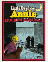 "Cover Thumbnail for Little Orphan Annie ""Bucking the World"" (Pacific Comics Club, 2001 series)"