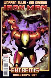Cover Thumbnail for Iron Man: Extremis Director's Cut (Marvel, 2010 series) #6