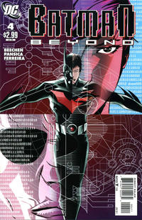 Cover Thumbnail for Batman Beyond (DC, 2011 series) #4