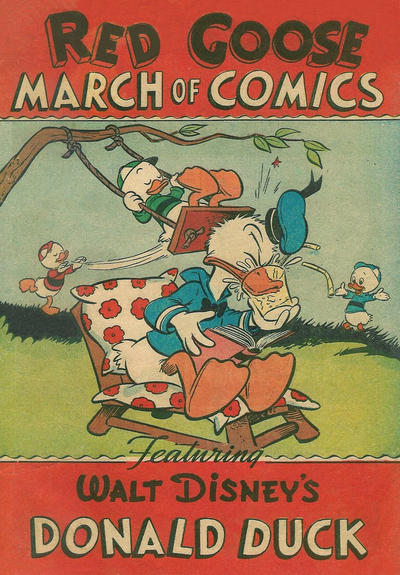 Cover for March of Comics (Western, 1946 series) #20