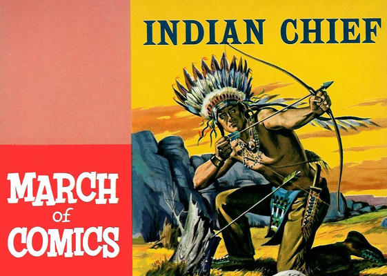 Cover for March of Comics (Western, 1946 series) #127