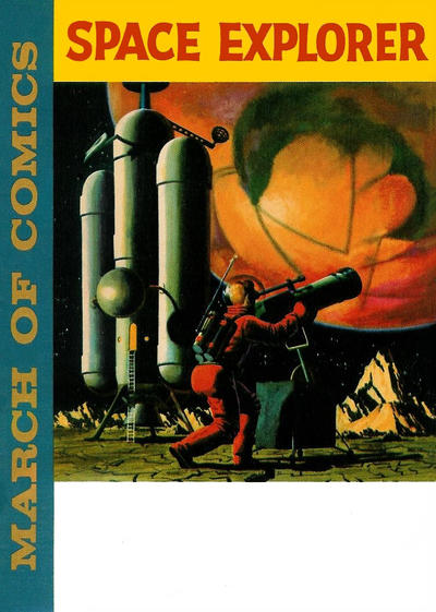 Cover for March of Comics (Western, 1946 series) #202