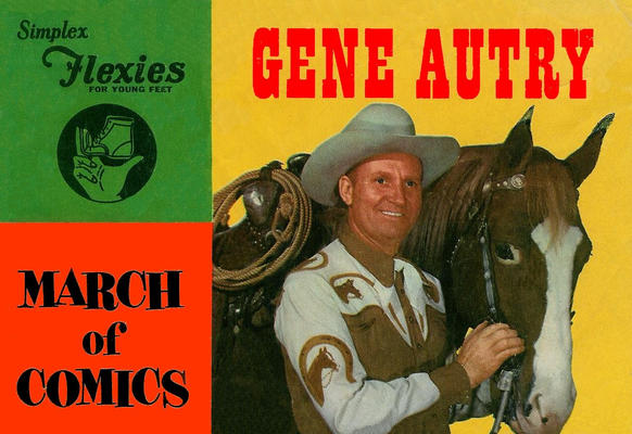 Cover for March of Comics (Western, 1946 series) #120