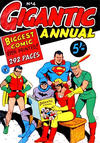 Cover for Gigantic Annual (K. G. Murray, 1958 series) #4
