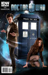 Cover for Doctor Who (IDW, 2011 series) #3 [Cover B]
