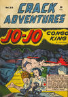 Cover for Crack Adventures (Bell Features, 1952 ? series) #22
