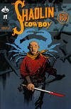 Cover for Shaolin Cowboy (Burlyman Entertainment, 2004 series) #2 [Cover B]