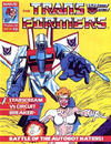 Cover for Transformers (Marvel UK, 1984 series) #34
