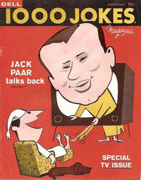 Cover for 1000 Jokes (Dell, 1939 series) #85