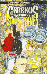 Cover Thumbnail for Cerebus Archive (Aardvark-Vanaheim, 2009 series) #6