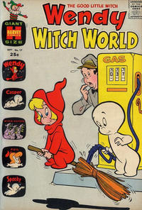 Cover Thumbnail for Wendy Witch World (Harvey, 1961 series) #17