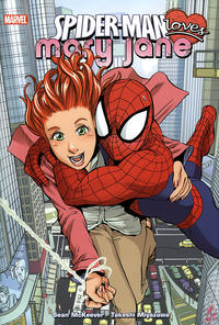 Cover Thumbnail for Spider-Man Loves Mary Jane (Marvel, 2007 series) #1