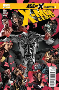 Cover Thumbnail for X-Men: Legacy (Marvel, 2008 series) #247