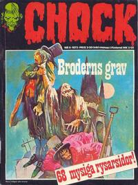 Cover Thumbnail for Chock (Semic, 1972 series) #9/1973