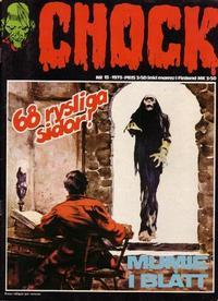 Cover Thumbnail for Chock (Semic, 1972 series) #13/1973