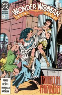 Cover for Wonder Woman (DC, 1987 series) #39