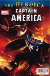 Cover for El Capitán América, Captain America (Editorial Televisa, 2009 series) #22
