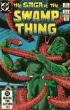 The Saga of Swamp Thing #6