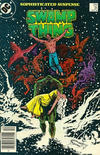 Cover for The Saga of Swamp Thing (DC, 1982 series) #31 [Newsstand]