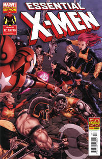 Cover Thumbnail for Essential X-Men (Panini UK, 2010 series) #17