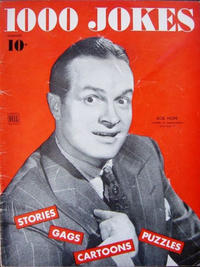 Cover for 1000 Jokes (Dell, 1939 series) #27