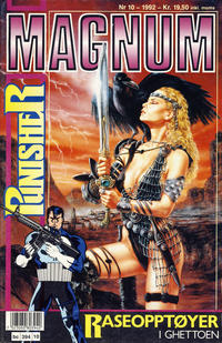 Cover Thumbnail for Magnum (Bladkompaniet, 1988 series) #10/1992