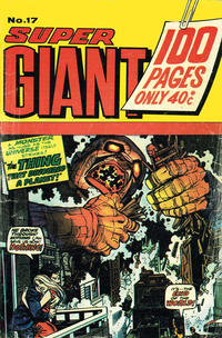 Cover Thumbnail for Super Giant (K. G. Murray, 1973 series) #17