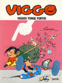 Cover Thumbnail for Viggo (Semic, 1986 series) #16 - Viggos tunge fortid [1. opplag]