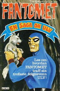 Cover Thumbnail for Fantomet (Semic, 1976 series) #6/1980