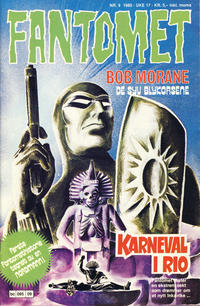 Cover Thumbnail for Fantomet (Semic, 1976 series) #9/1980