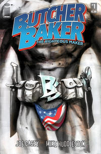 Cover Thumbnail for Butcher Baker, the Righteous Maker (Image, 2011 series) #1