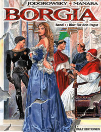 Cover Thumbnail for Borgia (Kult Editionen, 2006 series) #1