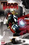 Cover Thumbnail for Thor (2007 series) #615 [Variant Edition -  Pascual Ferry]