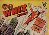 Cover Thumbnail for Whiz Comics (Cleland, 1946 series) #41