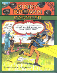 Cover Thumbnail for Justin Green's Binky Brown Sampler (Last Gasp, 1995 series)