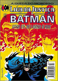 Cover Thumbnail for Liga da Justiça e Batman (Editora Abril, 1994 series) #7
