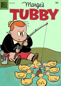 Cover Thumbnail for Marge's Tubby (Dell, 1953 series) #22