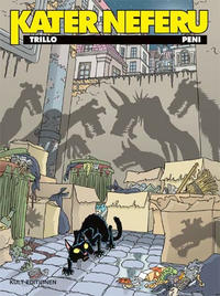 Cover Thumbnail for Kater Neferu (Kult Editionen, 2004 series)