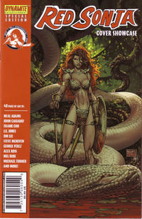 Cover Thumbnail for Red Sonja Cover Showcase (Dynamite Entertainment, 2007 series) #1