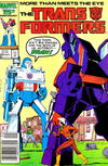 Cover Thumbnail for The Transformers (1984 series) #20 [Newsstand]